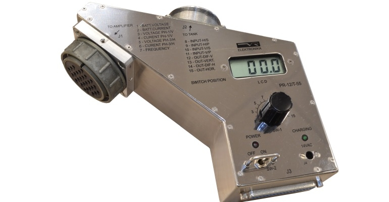 MEASUREMENT INTERFACE PR-12